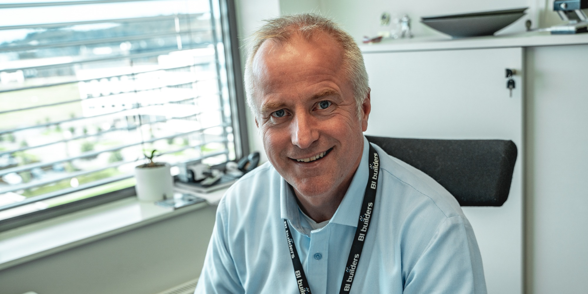 Ambitious growth plans for BI Builders